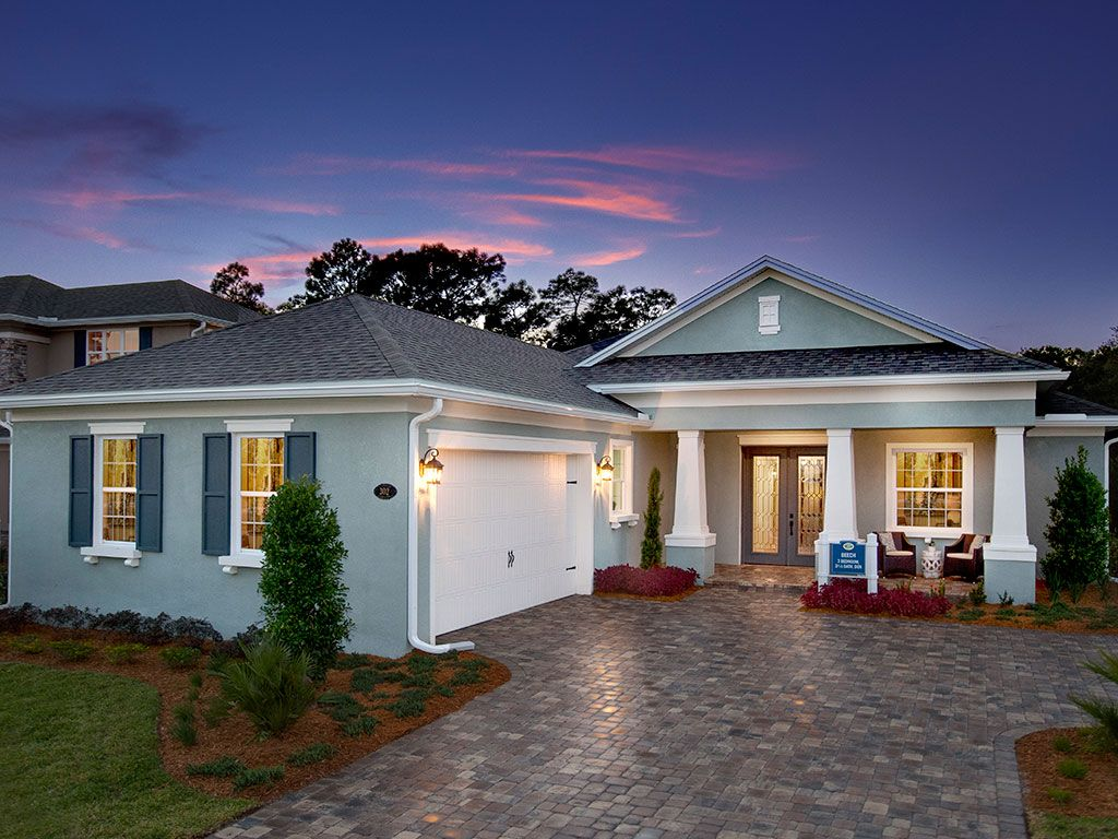 New Homes In Deland Golf Course Home Community