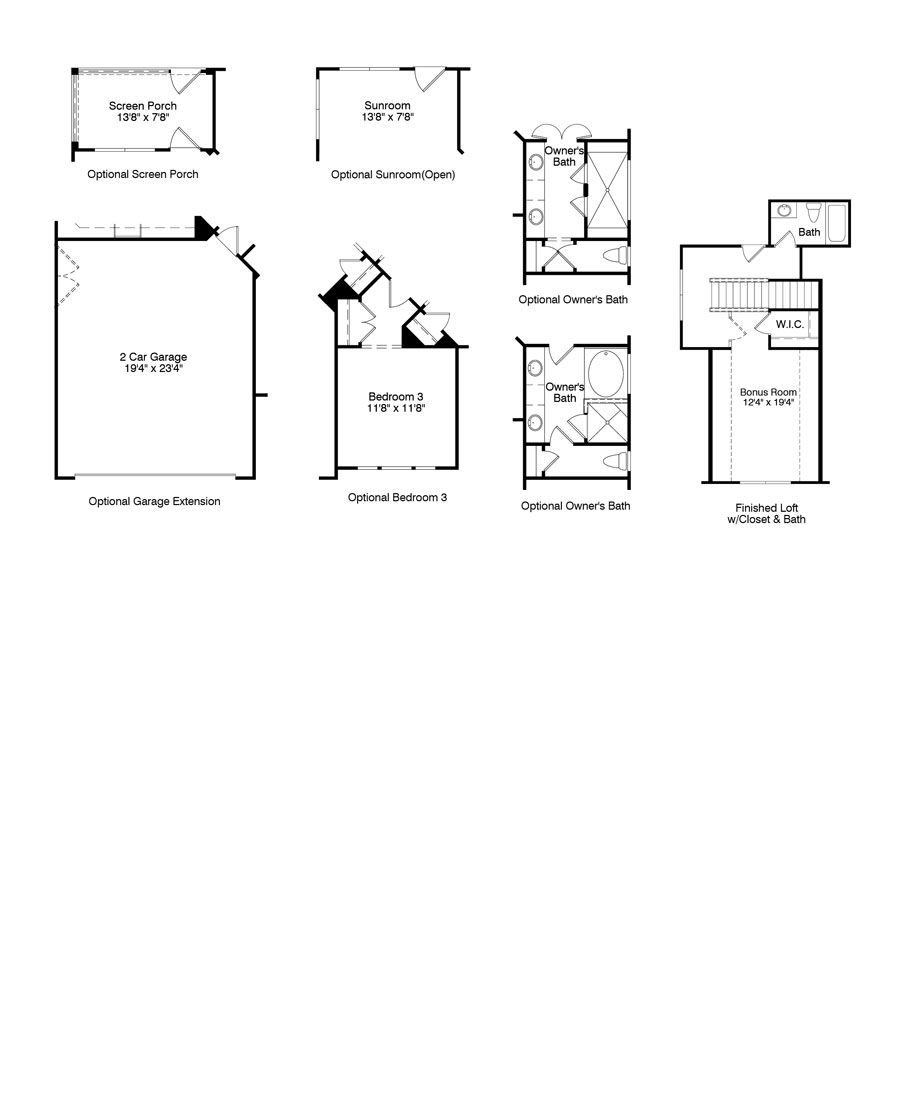 Cresswind Lake Lanier Elmwood New Home In Gainesville By