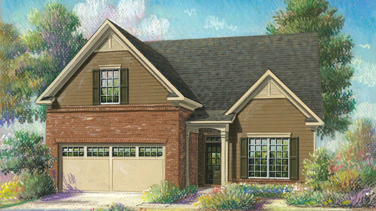 Cresswind Lake Lanier Cypress | New Home in Gainesville by Kolter Homes