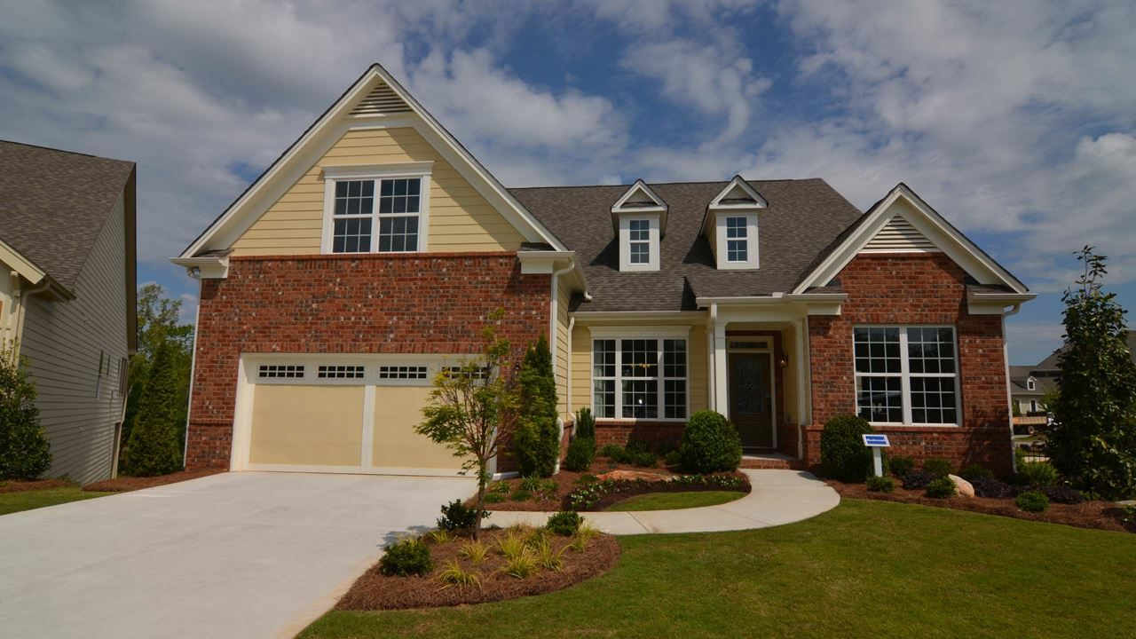 Cresswind Lake Lanier Redwood | New Home in Gainesville by Kolter Homes