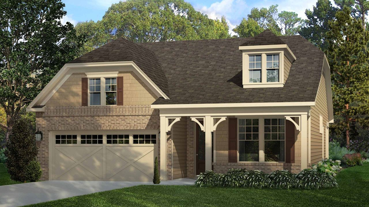 Cresswind Peachtree City Ashford | New Home near Atlanta by Kolter Homes