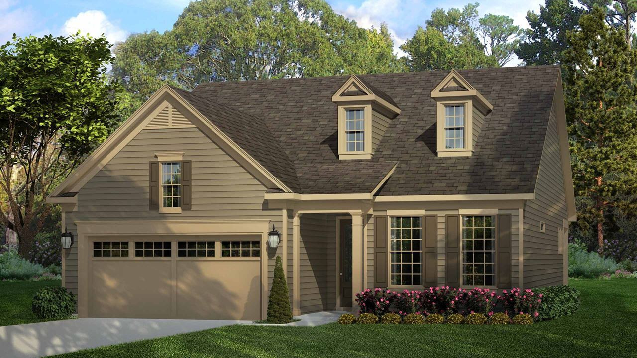 Cresswind Peachtree City Beechwood | New Home near Atlanta by Kolter ...