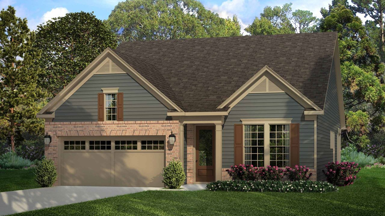 Cresswind Peachtree City Cypress | New Home near Atlanta by Kolter Homes