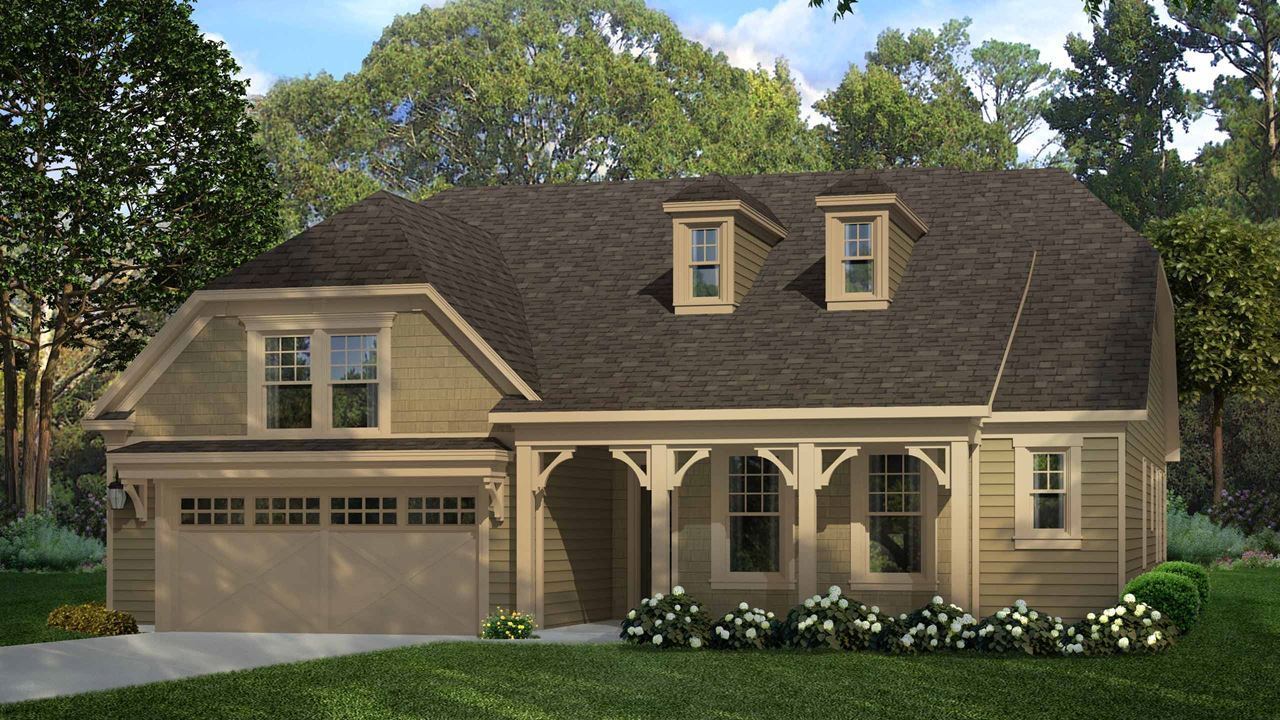 Cresswind Peachtree City Hickory | New Home near Atlanta by Kolter Homes