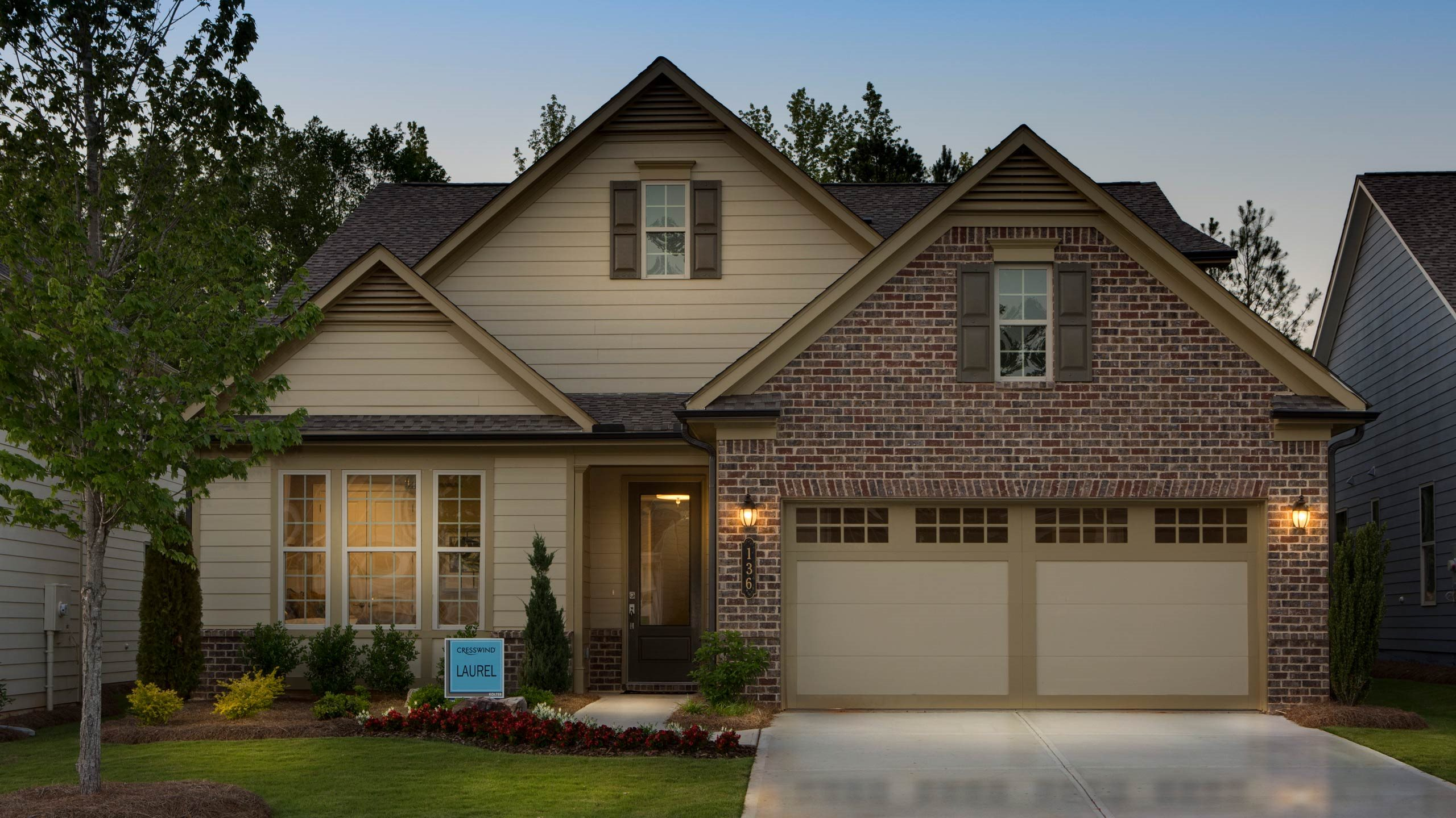 Cresswind Peachtree City Laurel | New Home near Atlanta by Kolter Homes