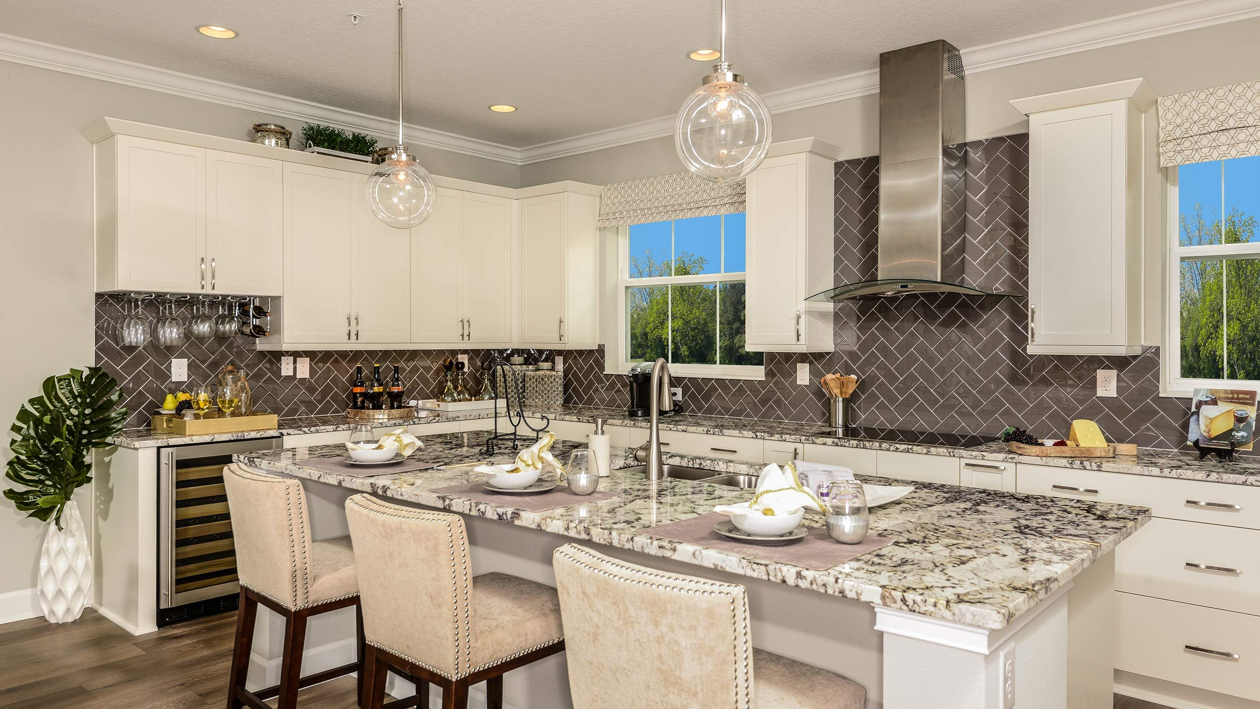 grande oaks magnolia new townhome in orlando by kolter homes - Magnolia Wine Kitchen